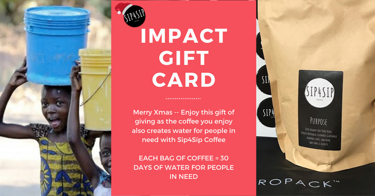 IMPACT GIFT CARD