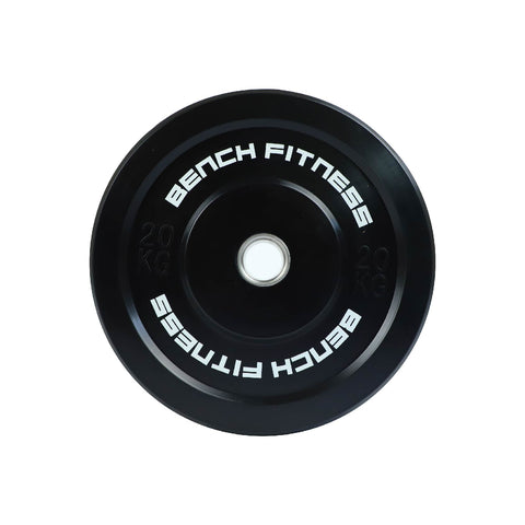Image of Bumper Plates - Bench Fitness Equipment