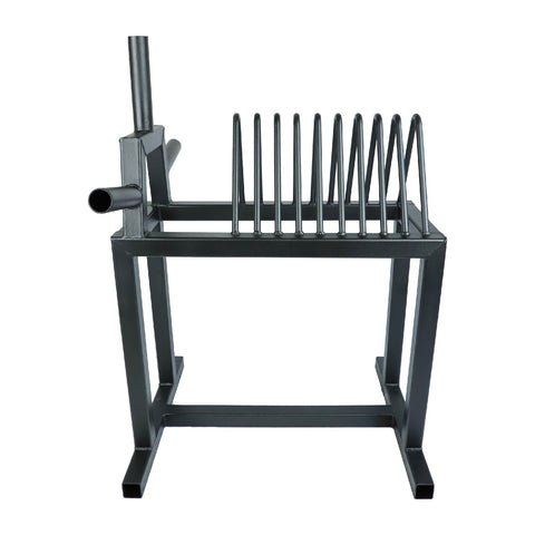 Plate Rack - Bench Fitness Equipment