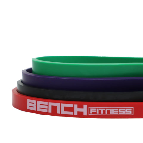 Image of Resistance Bands - Bench Fitness Equipment