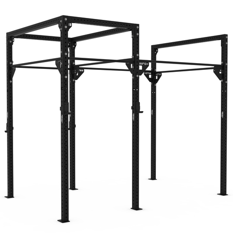 Image of Basecamp Floor Rig BFR02 - Bench Fitness Equipment