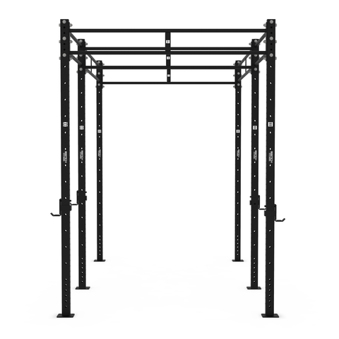 Image of X Series Floor Rig XFR02 - Bench Fitness Equipment