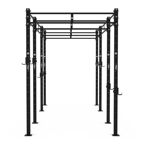 Image of X Series Floor Rig XFR03 - Bench Fitness Equipment