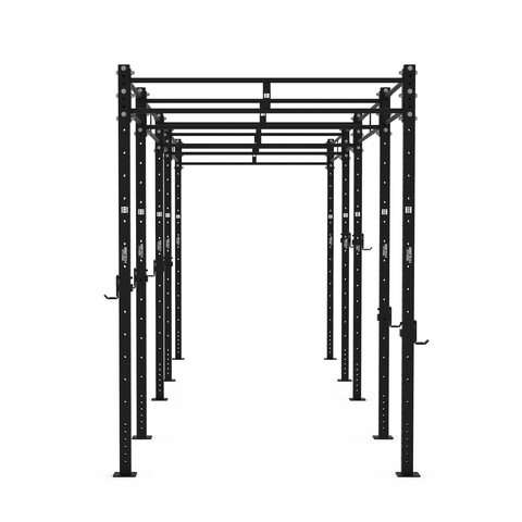 Image of X Series Floor Rig XFR04 - Bench Fitness Equipment