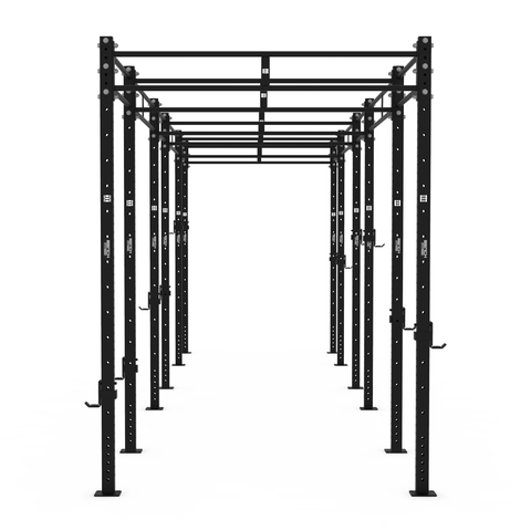Image of X Series Floor Rig XFR05 - Bench Fitness Equipment