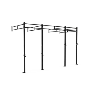 X Series Wall Rig XWR03 - Bench Fitness Equipment