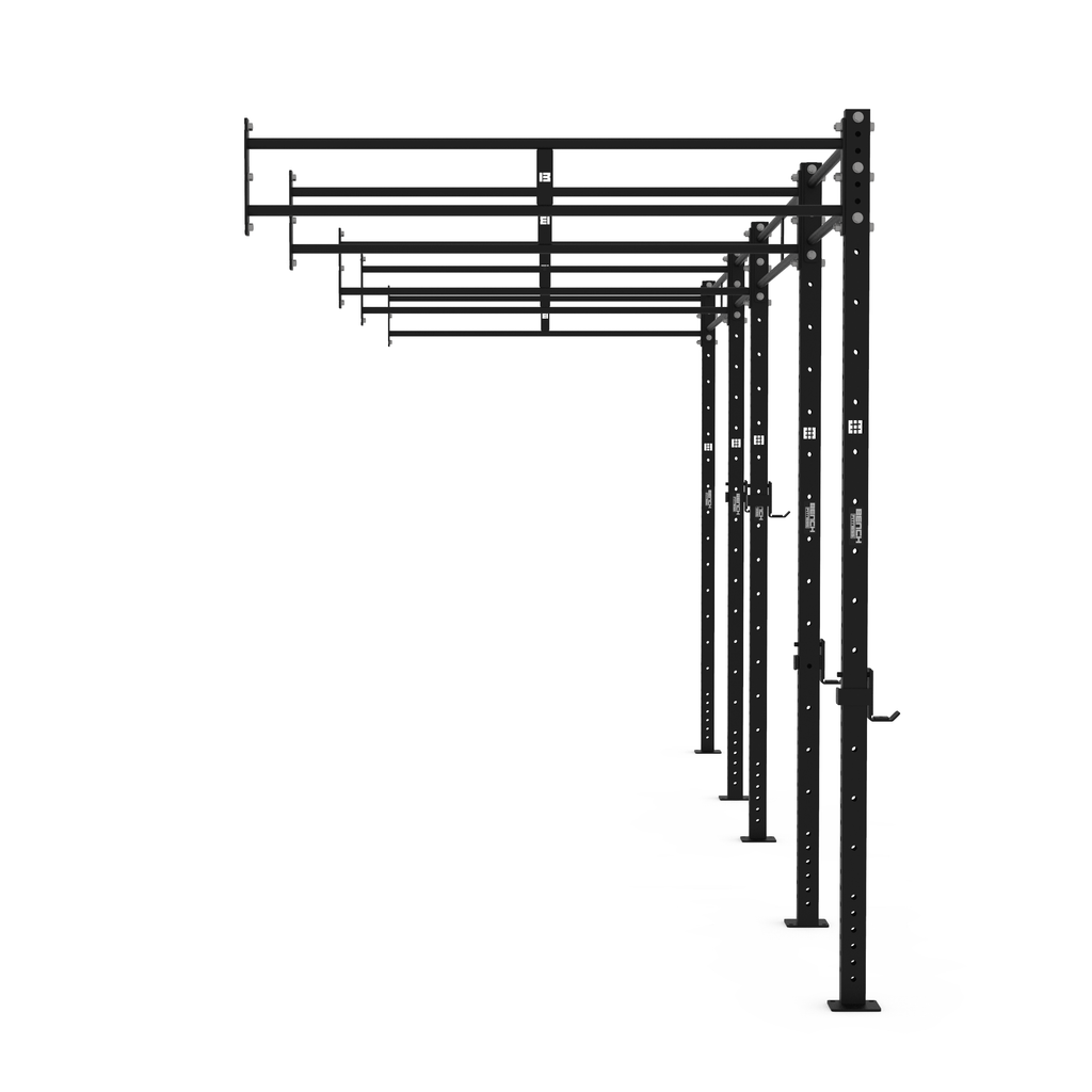 X Series Wall Rig XWR04 - Bench Fitness Equipment