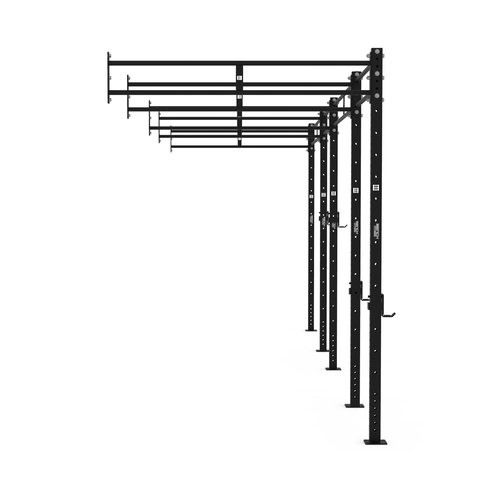 Image of X Series Wall Rig XWR04 - Bench Fitness Equipment