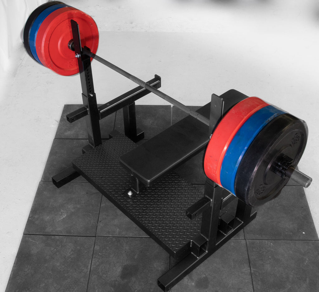Competition Bench Press - Bench Fitness Equipment