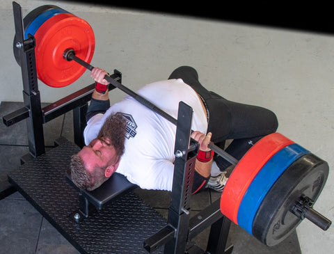 Image of Competition Bench Press - Bench Fitness Equipment