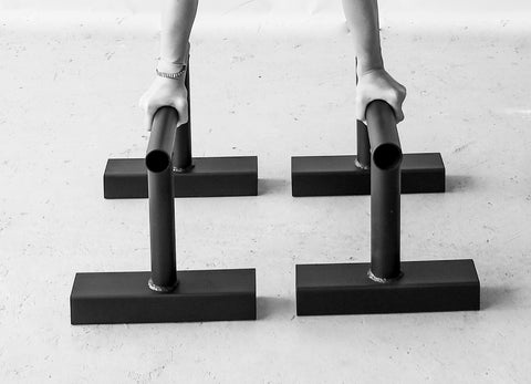 Parallettes 30050 - Bench Fitness Equipment