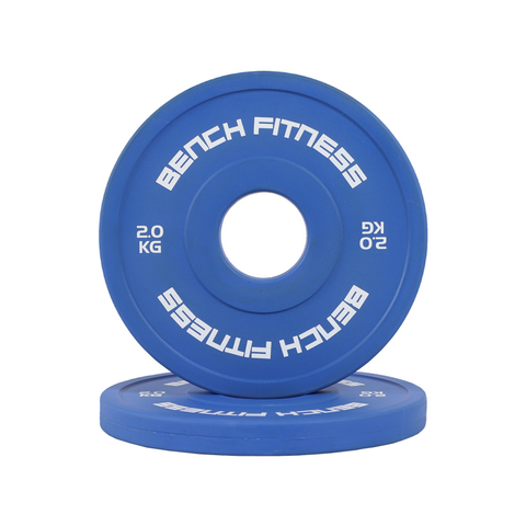 Change Plates - Bench Fitness Equipment