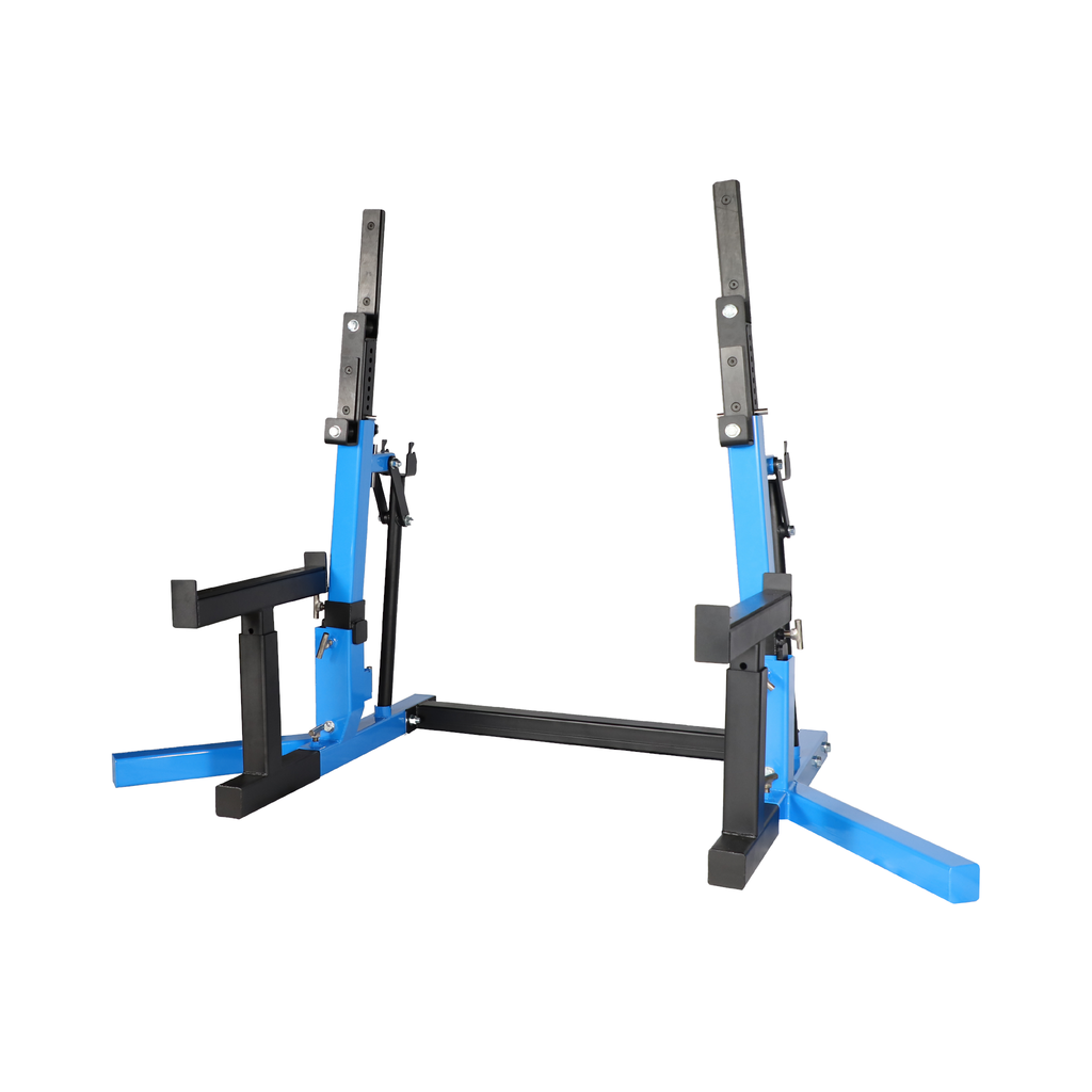 Competition Squat Rack - Bench Fitness Equipment