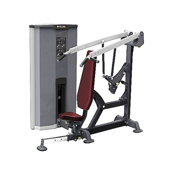 FEX FITNESS PC1901 Chest Press/Shoulder Press - Bench Fitness Equipment
