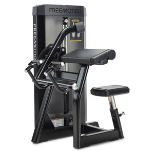 FREEMOTION BICEPS CURL ES810 - Bench Fitness Equipment