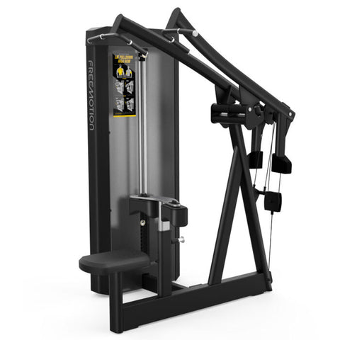 FREEMOTION LAT PULLDOWNHIGH ROW ES802 - Bench Fitness Equipment