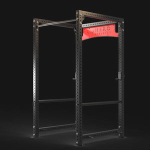 HERO Athletes Power Rack - Bench Fitness Equipment