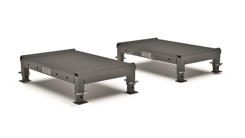 Image of Steel Pull Blocks - Bench Fitness Equipment