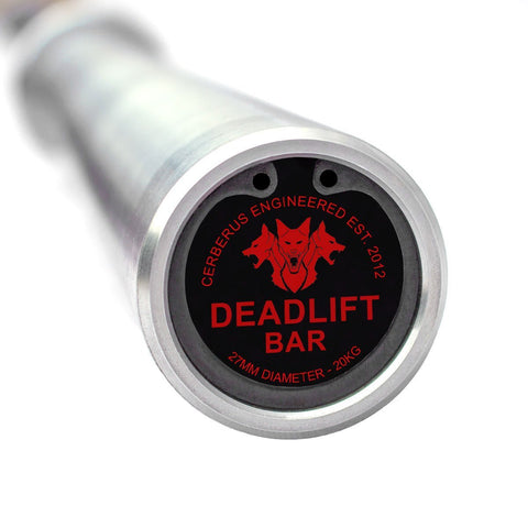 CERBERUS Deadlift Bar - Bench Fitness Equipment
