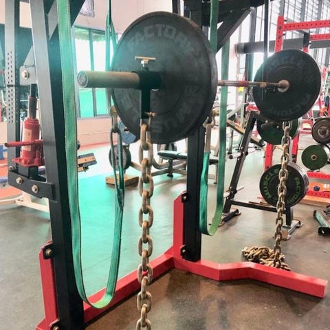 Chain Attachments - Bench Fitness Equipment