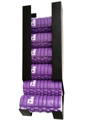 Foam Roller Storage - Bench Fitness Equipment