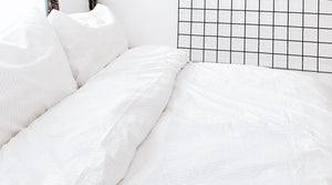 Difference between cotton percale and cotton sateen