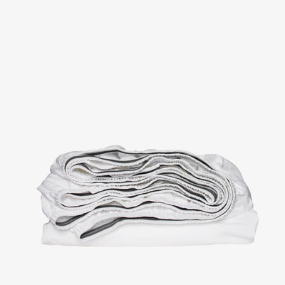 Heavyweight Cotton Percale Fitted Sheet