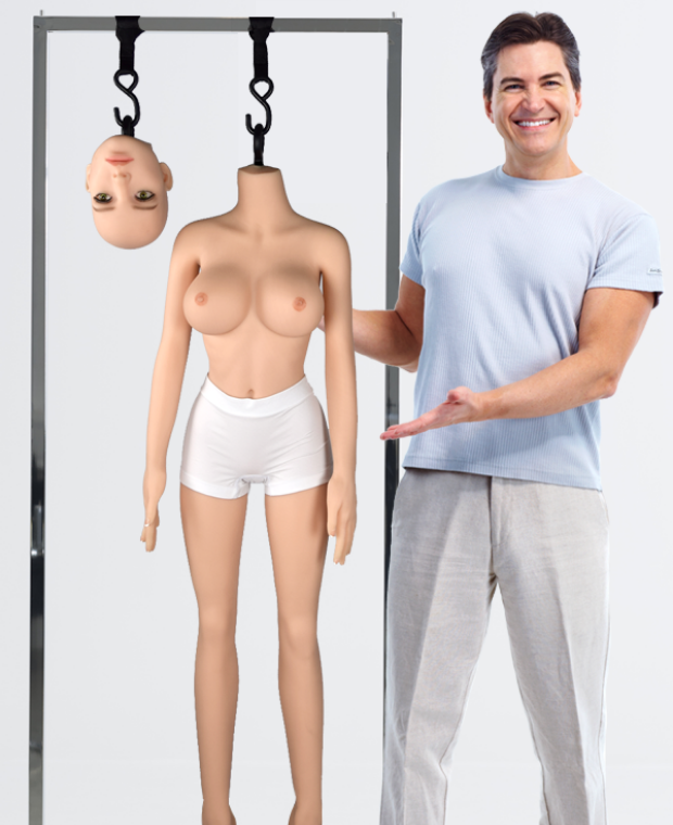 How to store and hang a sex doll