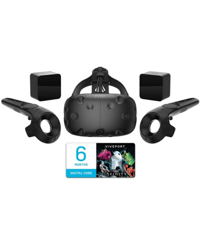 Image of HTC Vive Comos Virtual Reality System For Porn - JoiMachine