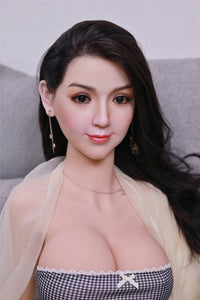 "Amaia 161 cm (5ft3"") G-Cup Silicone Doll"