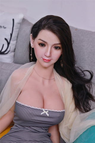 "Image of Amaia 161 cm (5ft3"") G-Cup Silicone Doll"