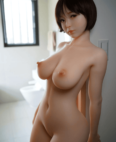 "Akira 160 cm (5ft2"") G-Cup Silicone Version"