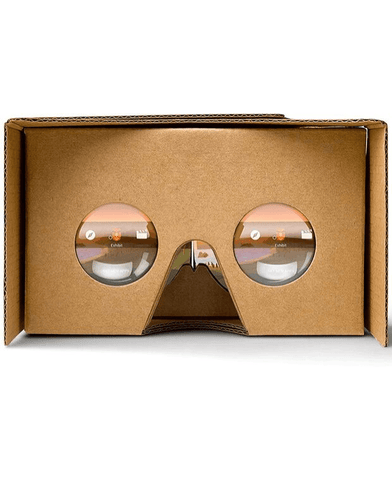 Google Cardboard Headset for Porn - JoiMachine