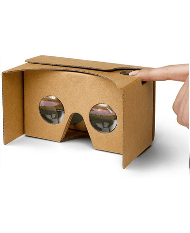 Image of Google Cardboard Headset for Porn - JoiMachine