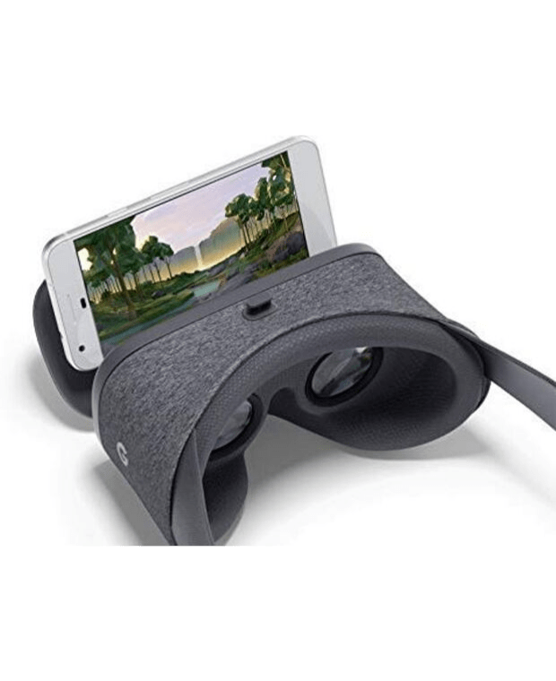 Google Daydream View - VR Headset for Porn