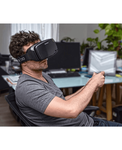 Homido Virtual Reality Headset For Porn - JoiMachine