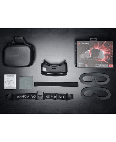 Image of Homido Virtual Reality Headset For Porn - JoiMachine