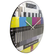 Dome Test Page Wall Clock