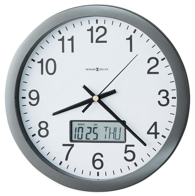 Howard Miller Chronicle Wall Clock