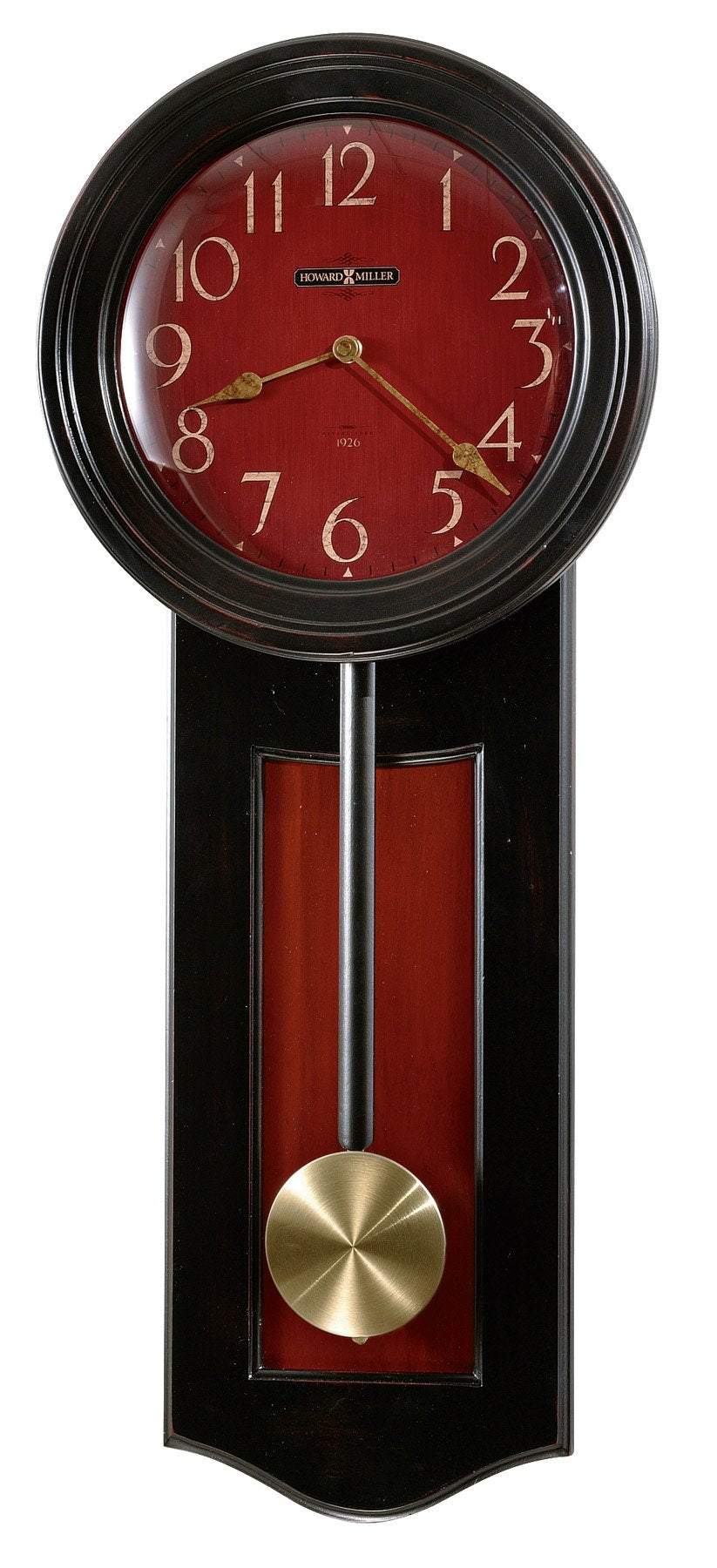 Howard Miller Large Alexi Grandfather Clock The Wall Clock Shop