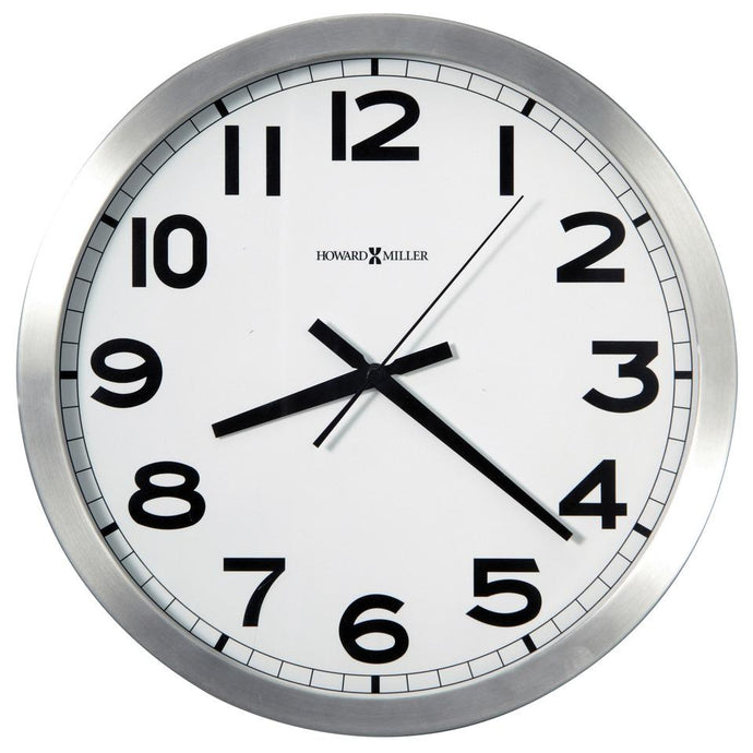 Howard Miller Spokane Wall Clock