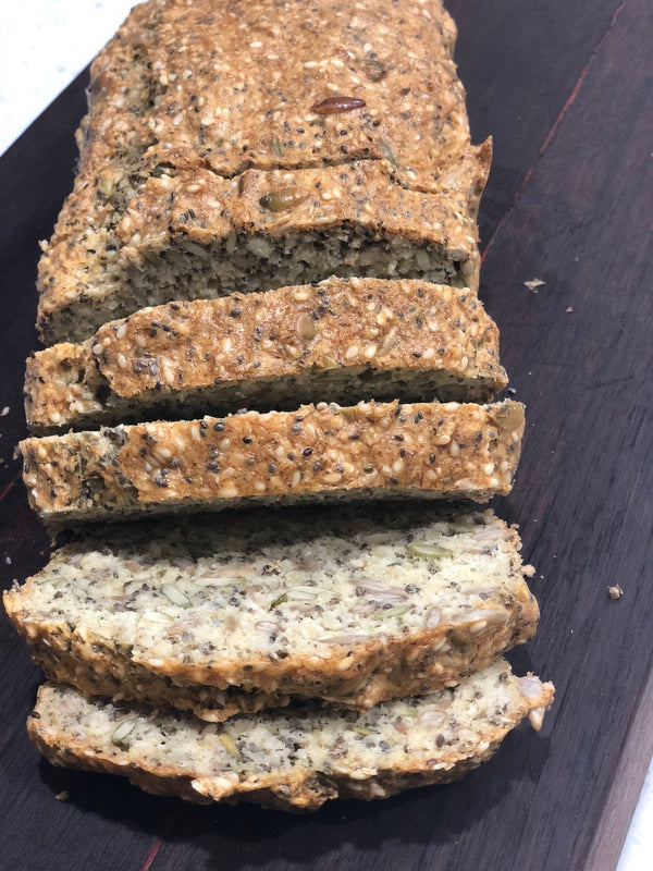 Sweedish Seed Bread