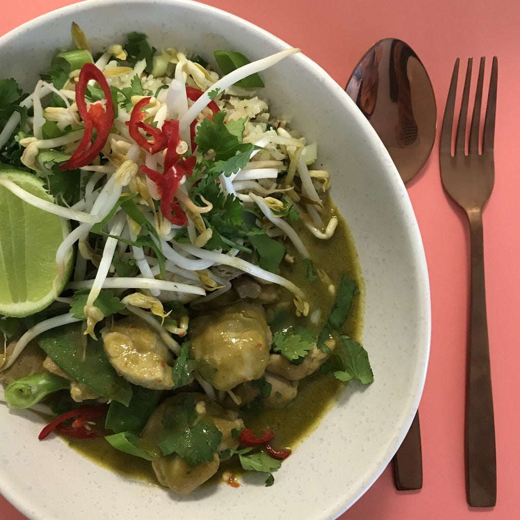 Green Power Curry
