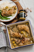 Lemon, Herb & Olive Chicken