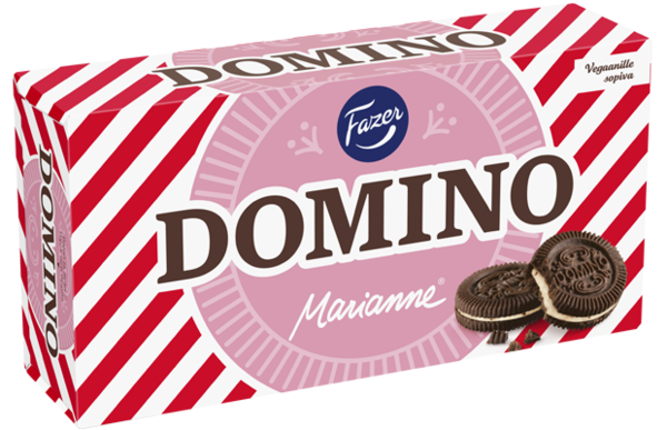 Domino Marianne 350 g - Fazer Candy Store