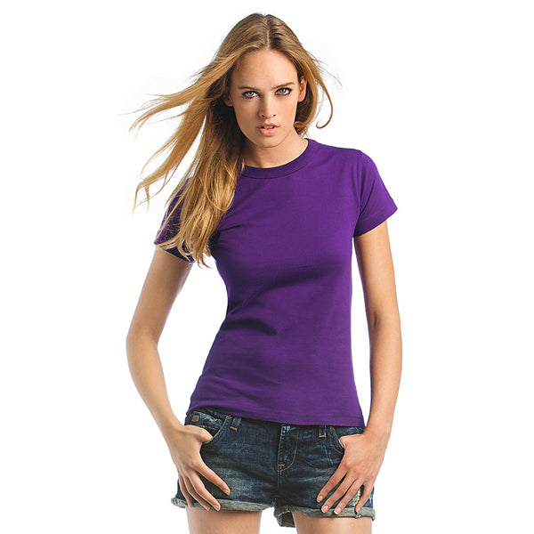 Cotton Short Sleeve Round Neck Top - Legit Chic