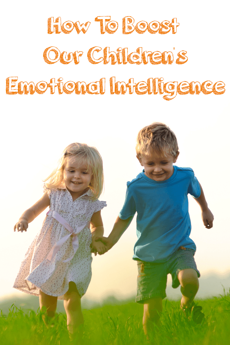 how to boost our children emotional intelligence