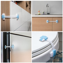 Blue Cabinet Locks Special