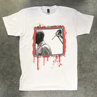 "BLEACH EVERYTHING Unisex T-shirt (""Nazi Punch, Fuck Yes"")"