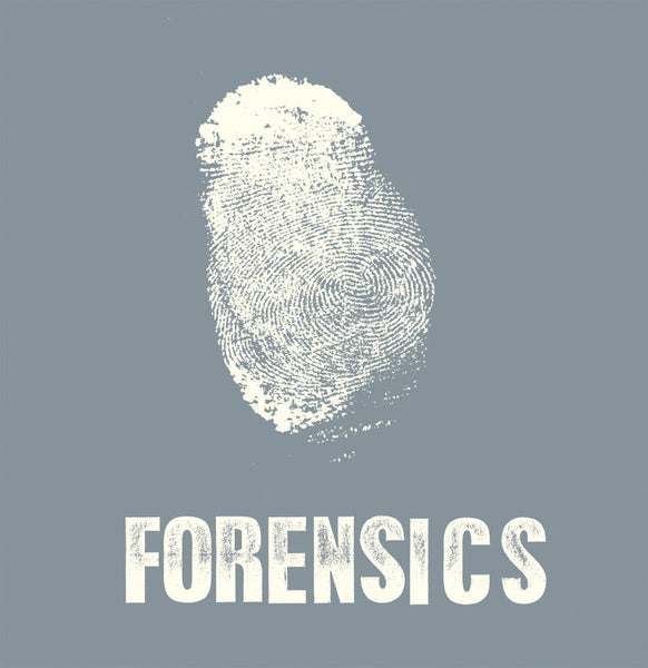 "FORENSICS ""On a Bridge Atop the Heap of Friends Who Jumped"" CD"